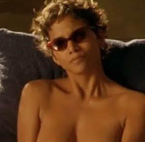 Nude pic of halle berry in swordfish